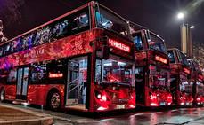 BYD entrega 200 buses eléctricos a Xi'an