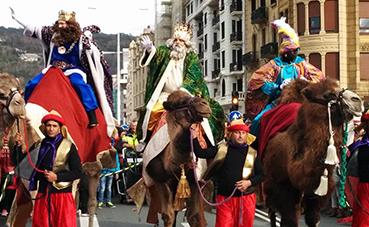 Modificaciones en los servicios Dbus por la Cabalgata de Reyes