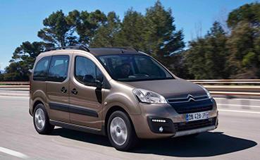 Los nuevos 'Made in Spain' de Citroën finalistas del Premio Autobest