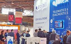Cojali presenta la diagnosis más avanzada a Solutrans 2019