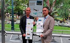 Dbus propone conocer el entorno natural urbano a través de sus marquesinas