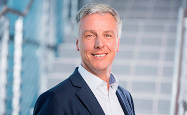 Eric Felber, director de Comunicación de VW comerciales