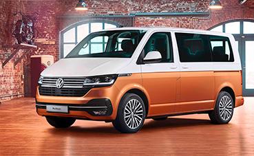 Volkswagen estrena mundialmente el 'facelift' de su Multivan