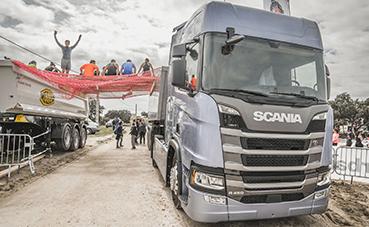 La Farinato Transport Race by Scania arrancará en abril