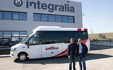 Grupo Romerías adquiere un vehículo One de Integralia