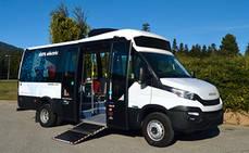Indcar presenta su primer prototipo de minibús eléctrico: Strada e-City