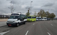 Indcar presenta el Strada e-City Low Entry al Minibus Euro Test