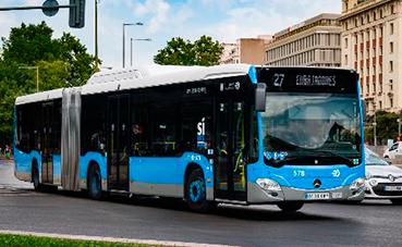 Madrid aumentará un 5,1% sus aportaciones al Transporte