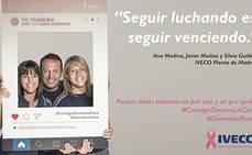 Iveco se une a la lucha contra el cáncer de mama con una nueva campaña