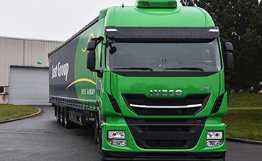 Iveco entrega 30 Stralis NP al Grupo Jost