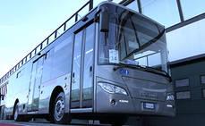 El autobús turístico del fabricante King Long llega al mercado italiano