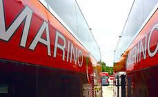 MarinoBus cierra 2018 con un 15% más de pasajeros