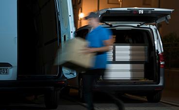 Mercedes-Benz Vans propone una solución para técnicos de servicio