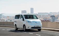 Nissan refuerza la producción de la furgoneta e-NV200 en Barcelona