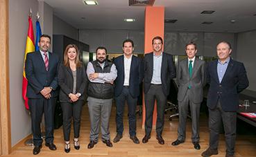 Pedro Ruiz, nuevo presidente de CETM Portavehículos y Logística