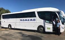 Autocares Romero contrata a tres alumnas de un curso de inserción laboral