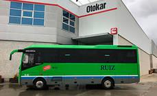 Somauto-Otokar entrega un Navigo TH a Empresa Ruiz