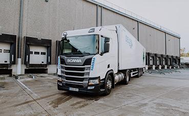 Delgo apuesta por la rentabilidad del gas junto a Scania