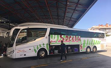 Socibus adapta la estación de Andújar al ISO 9001
