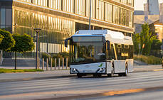 Solaris muestra las ventajas de las carreteras eléctricas