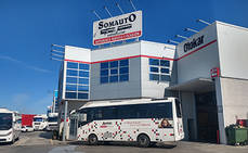 Somauto-Otokar entrega un vehículo Navigo 7.7 a Colegio Areteia