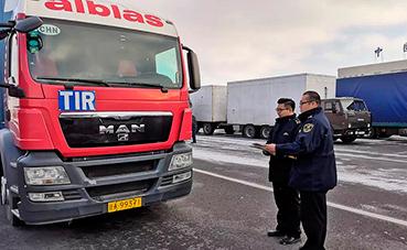 El primer TIR de China a Europa agiliza el comercio