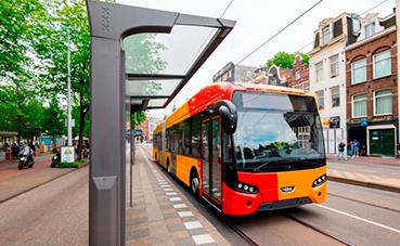 VDL entrega 21 Citeas eléctricos a Arriva Denmark