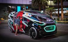 El Vision Urbanetic de Mercedes destaca en el Consumer Electronics Show