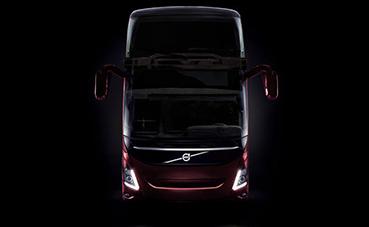 Volvo lanzará un nuevo autobús de doble piso en 2020