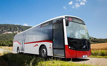 Volvo recibe un pedido de 373 autobuses urbanos para Dubai