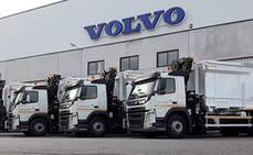 Vareser incorpora cuatro Volvo FM a su flota