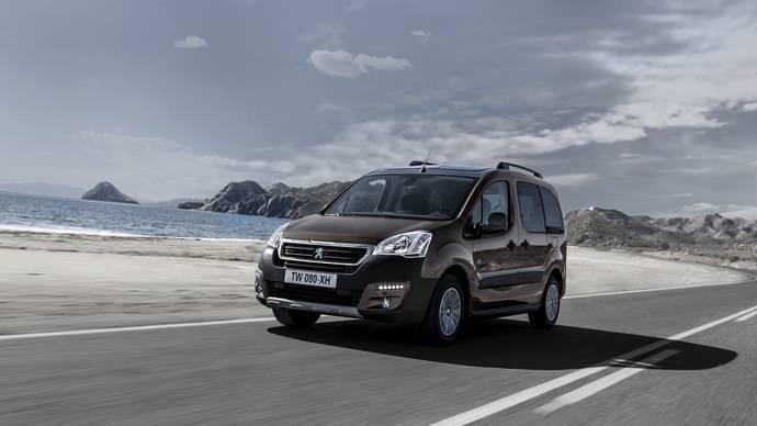 Citroën Berlingo y Peugeot Partner afianzan a PSA a la cabeza de vehículos comerciales