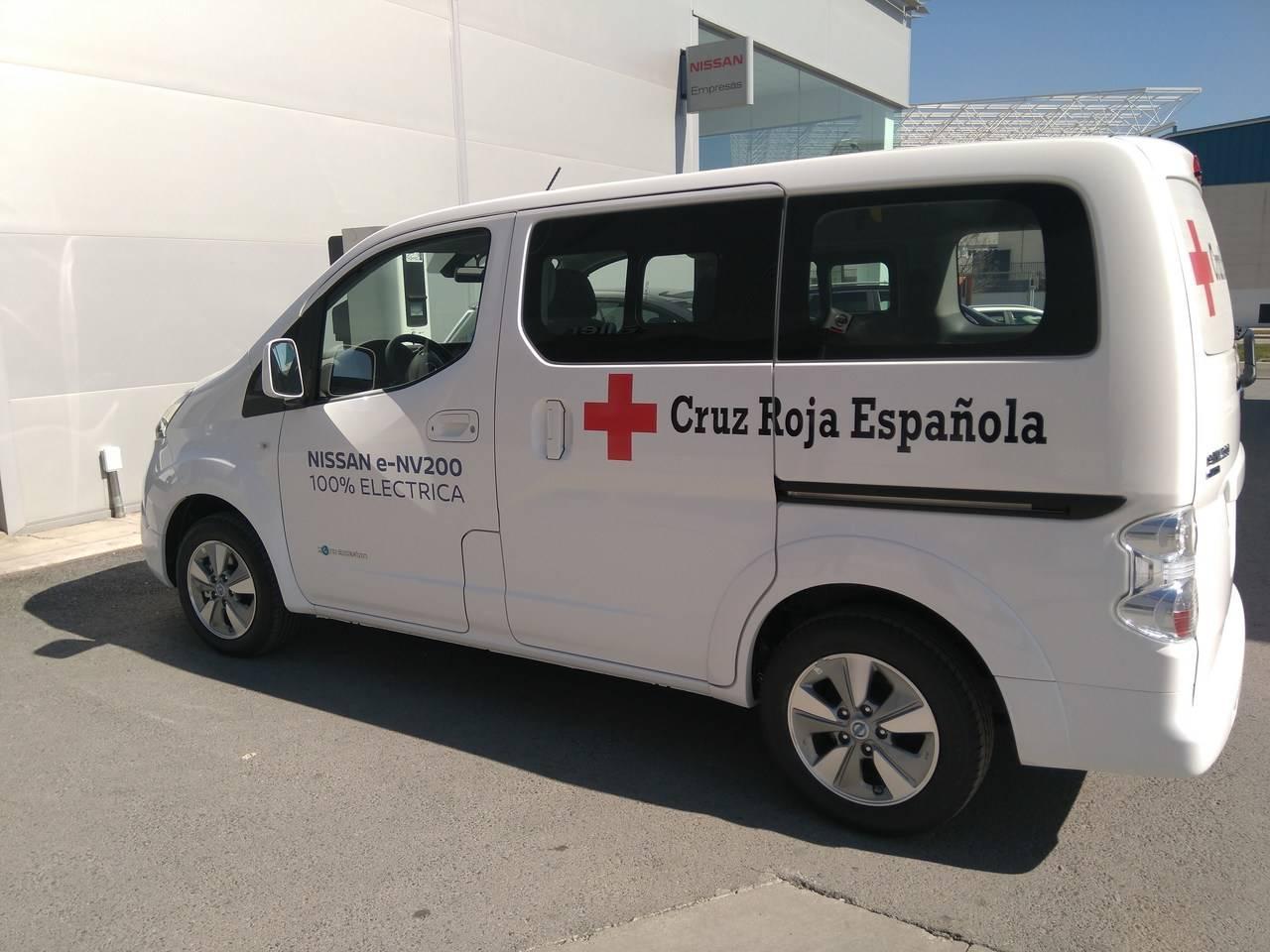 Nuevo acuerdo de colaboración entre Cruz Roja y Nissan