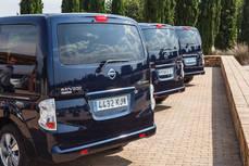 Nissan presenta su furgoneta más silenciosa para el reparto de mercancías de 'última milla'