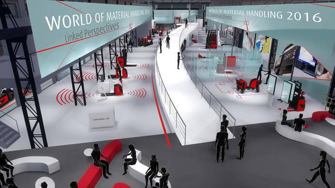 Linde Material presenta segunda edición del World of Material Handling