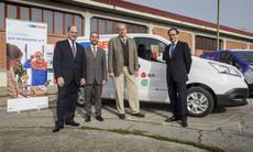 Nissan, Calidad Pascual y SEUR impulsan el reparto eléctrico de mercancías