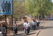 Burkina Faso (África).