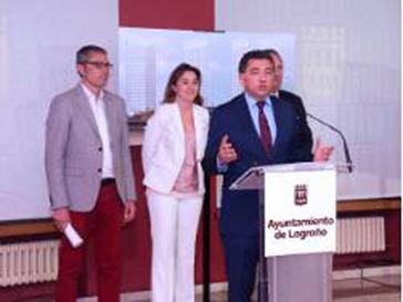 Financiación para la construcción de la nueva estación de autobuses de Logroño