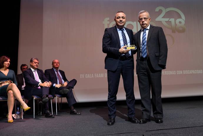 Arriva Galicia, premio FAAM de Oro por su apuesta por la RSC