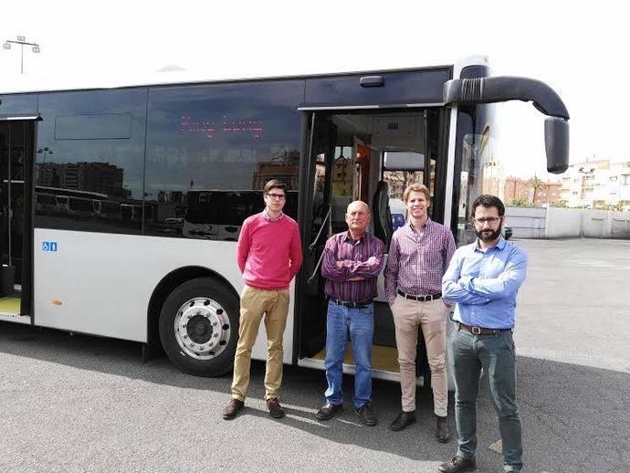 Veinbus obtiene buenos resultados en las pruebas con su autobús híbrido