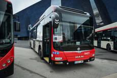 MAN Truck & Bus Iberia entrega un total de 28 autobuses urbanos a TMB