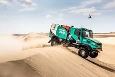 Camiones equipados con transmisiones automáticas Allison finalizan el rally Dakar 2019 entre los cinco primeros puestos.