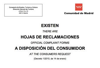 Aetram firma el convenio sobre hojas de reclamación