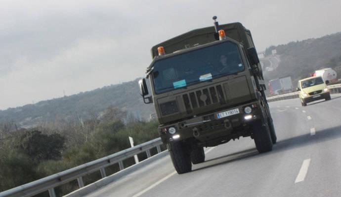 Allison equipa 700 Iveco Defence Vehicles para el ejército
