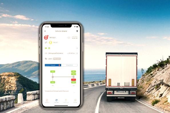 Goodyear y ZF proporcionan un soporte único para gestionar flotas y neumáticos