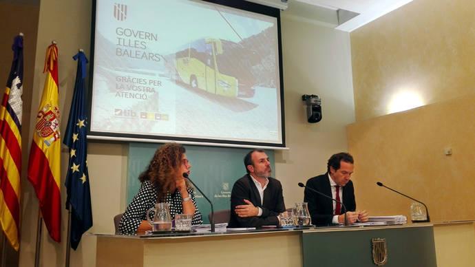 Mallorca reordena su servicio de transporte