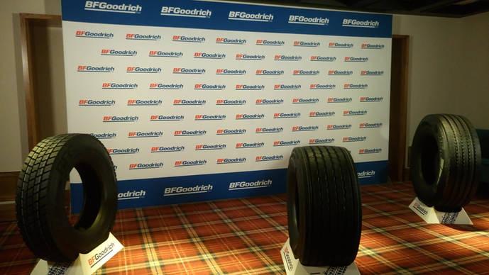 BFGoodrich llega al mercado de neumáticos para viajeros