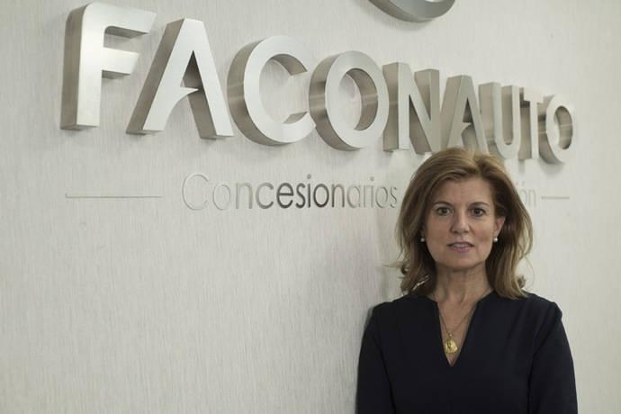 Faconauto refuerza su estructura con Marta Blázquez