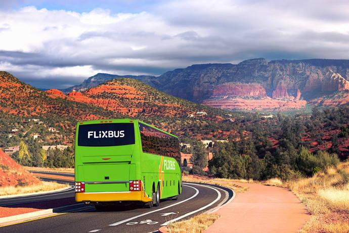 FlixBus desembarca en Estados Unidos con 1.000 conexiones