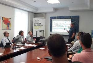GantaBI muestra sus soluciones a los socios de Aetram